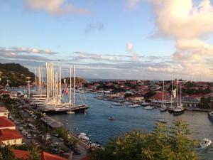 St. Barth harbor